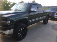 Picture of 2001 Chevrolet Silverado 2500 4 Dr LT 4WD Extended Cab SB, exterior