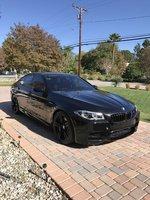 Picture of 2015 BMW M5 Sedan, exterior