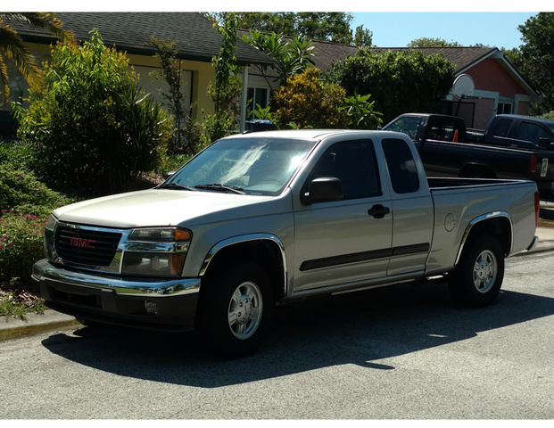 Picture of 2008 GMC Canyon SLE-1 Ext Cab