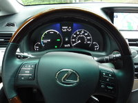 Picture of 2010 Lexus RX 450h AWD, interior, gallery_worthy