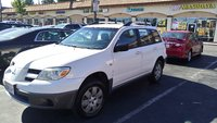 Picture of 2006 Mitsubishi Outlander LS AWD, exterior, gallery_worthy