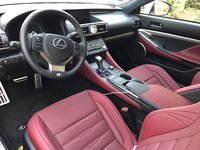 Picture of 2017 Lexus RC 350 RWD, interior, gallery_worthy