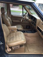 Picture of 1988 Jeep Wagoneer Limited 4WD, interior, gallery_worthy
