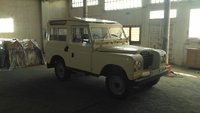 1977 Land Rover Series III Overview