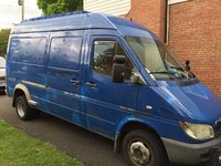 Picture of 2004 Dodge Sprinter Cargo 3 Dr 3500 High Roof 140 WB Cargo Van Extended, exterior, gallery_worthy