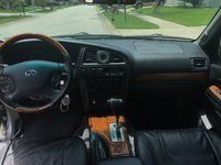 Picture of 2003 INFINITI QX4 4WD, interior, gallery_worthy