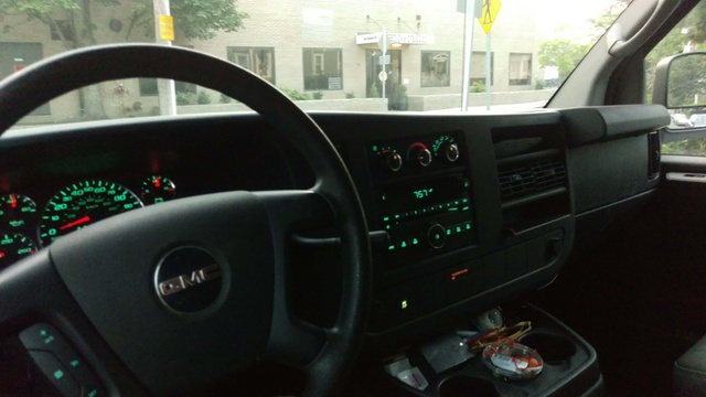 Picture of 2011 GMC Savana Cargo 1500 AWD, interior, gallery_worthy