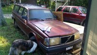 1986 Volvo 245 Picture Gallery