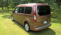 Picture of 2014 Ford Transit Connect Wagon Titanium w/Rear Liftgate, exterior