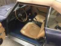 Picture of 1978 FIAT 124 Spider, interior, gallery_worthy
