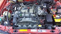 Picture of 1990 Acura Legend L Coupe, engine