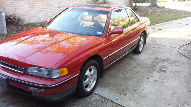 Picture of 1990 Acura Legend L Coupe, exterior