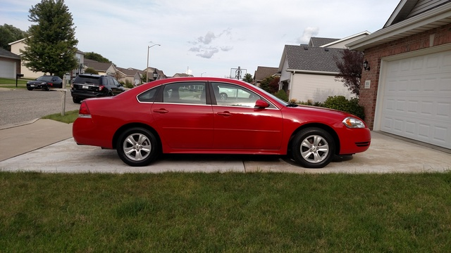 Picture of 2012 Chevrolet Impala LS Fleet FWD