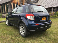Picture of 2010 Suzuki SX4 Base AWD Crossover, exterior, gallery_worthy