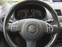 Picture of 2010 Suzuki SX4 Base AWD Crossover, interior, gallery_worthy