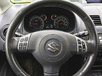 Picture of 2010 Suzuki SX4 Base AWD Crossover, interior