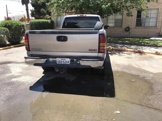 Picture of 2000 GMC Sierra 2500 2 Dr SL Standard Cab LB