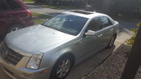 Picture of 2011 Cadillac STS Luxury, exterior, gallery_worthy