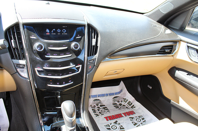 Marvelous Picture Of 2014 Cadillac ATS 2.5L Luxury RWD, Interior, Gallery_worthy