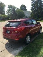 Picture of 2013 Hyundai Tucson GL, exterior