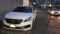 Picture of 2017 Hyundai Sonata Limited, exterior