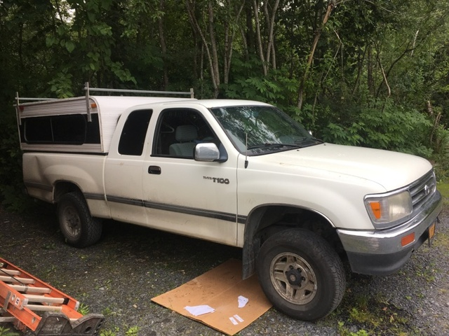 Picture of 1996 Toyota T100 2 Dr SR5 4WD Extended Cab SB, exterior