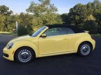 Picture of 2014 Volkswagen Beetle 2.5L Convertible, exterior, gallery_worthy