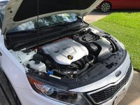 Picture of 2012 Kia Optima Hybrid EX, engine, gallery_worthy