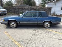 Picture of 1991 Cadillac DeVille Coupe FWD, exterior, gallery_worthy