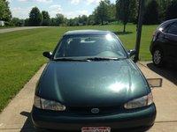 Picture of 2001 Chevrolet Prizm 4 Dr LSi Sedan, exterior