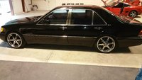 Picture of 1992 Mercedes-Benz 600-Class 4 Dr 600SEL Sedan, exterior, gallery_worthy