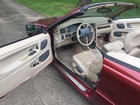Picture of 2000 Volvo C70 HT Turbo Convertible, interior, gallery_worthy