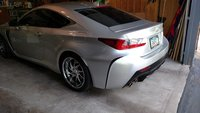 Picture of 2015 Lexus RC F Coupe, exterior