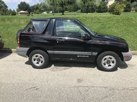 Picture of 1999 Chevrolet Tracker 2 Dr STD Convertible, exterior, gallery_worthy