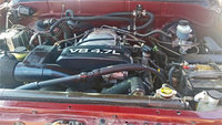 Picture of 2002 Toyota Sequoia SR5 4WD, engine