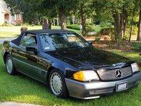 Picture of 1992 Mercedes-Benz 500-Class 500SL Convertible, exterior