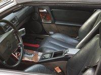 Picture of 1992 Mercedes-Benz 500-Class 500SL Convertible, interior