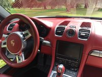Picture of 2015 Porsche Cayman GTS, interior