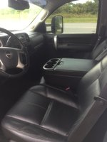 Picture of 2008 GMC Sierra 3500HD SLT Crew Cab 4WD, interior