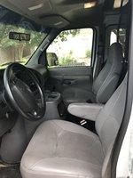 Picture of 2002 Ford E-Series Cargo E-250, interior