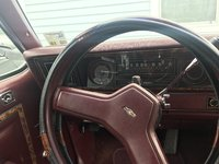 Picture of 1984 Chevrolet Impala 4 Dr Sedan, interior