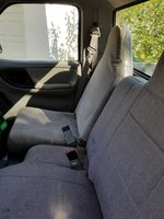 Picture of 1999 Ford Ranger XL Standard Cab SB, interior