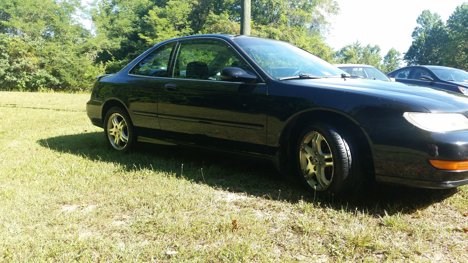 1998 Acura Cl Test Drive Review Cargurus