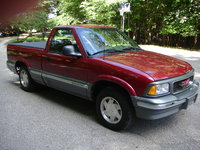 Picture of 1994 GMC Sonoma 2 Dr SLE Standard Cab SB, exterior, gallery_worthy