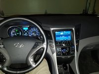 Picture of 2015 Hyundai Sonata Hybrid Limited, interior, gallery_worthy