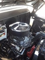 Picture of 1958 Chevrolet Apache Deluxe, engine