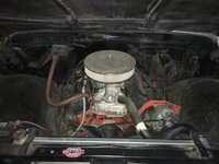 Picture of 1968 Chevrolet C/K 10 Standard, engine
