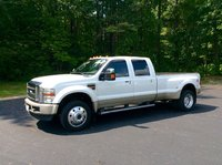 Picture of 2010 Ford F-450 Super Duty Lariat Crew Cab 4WD, exterior, gallery_worthy