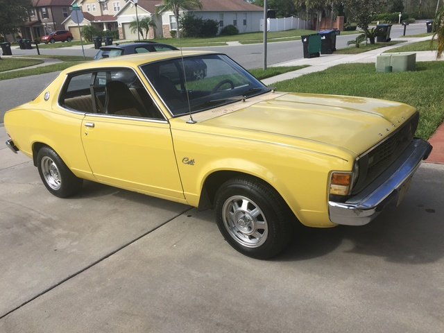 Picture of 1975 Dodge Colt, exterior, gallery_worthy