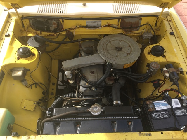 Picture of 1975 Dodge Colt, engine, gallery_worthy